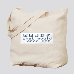 WW Jarod D? Tote Bag