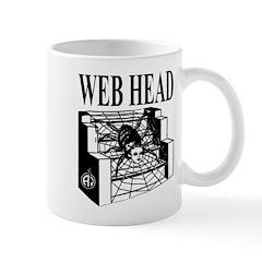Web Head Mug