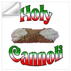 Holy Cannoli Wall Art Wall Decal
