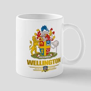"""Wellington NZ"" Mug"