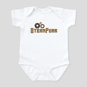 Steampunk Infant Bodysuit