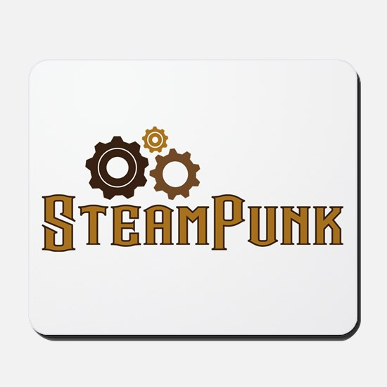 Steampunk Mousepad