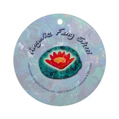 Angelic Feng Shui Ornament (Round)