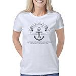 HMS Diana Anchor  Women's Classic T-Shirt