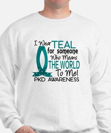 Means World To Me 1 PKD Sweatshirt