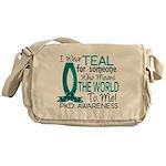 Means World To Me 1 PKD Messenger Bag