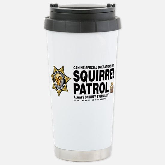 Squirrel Patrol Mugs