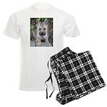 "Cairn Terrier ""Emma"" Men's Light Pajamas"