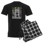 """Cairn Terrier """"Emma"""" Men's Dark Pajamas"""
