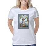Baggage Poster Women's Classic T-Shirt