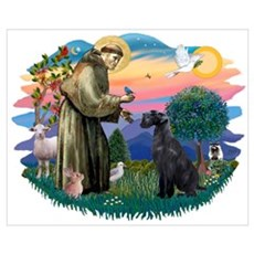 StFrancis2 - Wall Art Framed Print