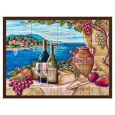 Best Seller Grape Wall Art Poster