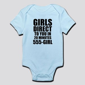 Girls Direct to You Infant Bodysuit