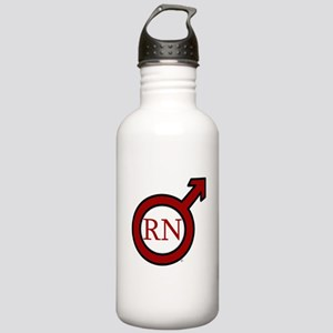 RN Man Stainless Water Bottle 1.0L