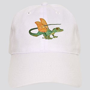Orange Eyed Dragon Cap