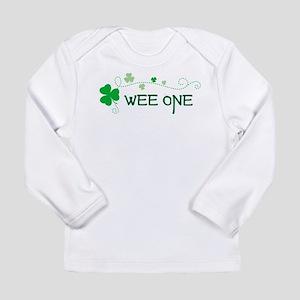 weeOne Shamrock Long Sleeve T-Shirt
