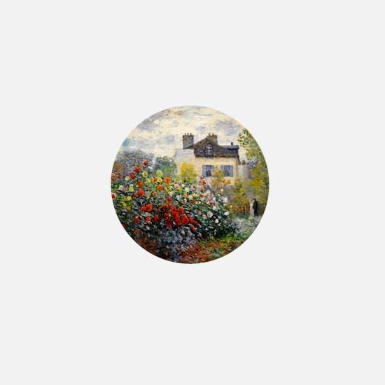 Monet - Argenteuil Mini Button