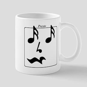 Smiley Notes Presto Mug