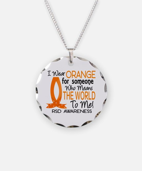 Means World To Me 1 RSD Necklace