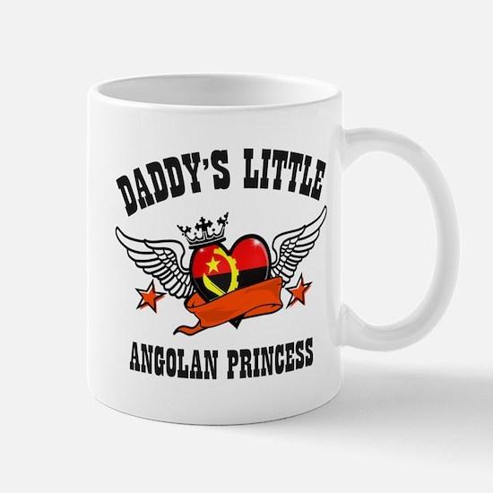 Daddy's Little Angolan Princess Mug