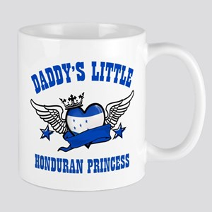 Daddy's Little Honduran Princess Mug
