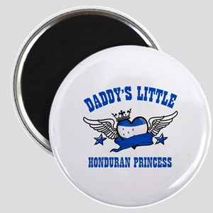 Daddy's Little Honduran Princess Magnet