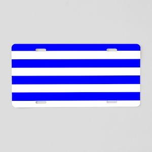 Miskito Aluminum License Plate