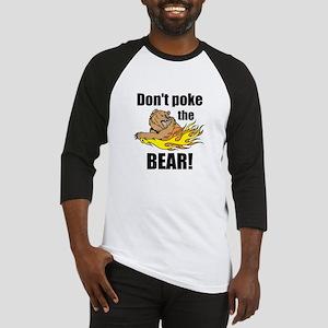 Bear Poke Baseball Jersey