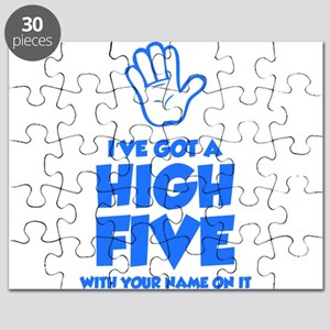 High Five Puzzle