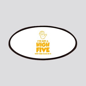 High Five Patches