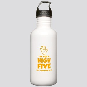High Five Stainless Water Bottle 1.0L
