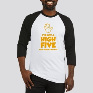 High Five Baseball Jersey