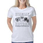 hillbilly hotod 4 dark shi Women's Classic T-Shirt