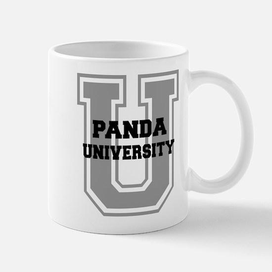 Panda UNIVERSITY Mug