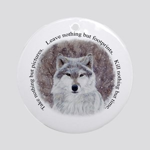 Timeless Wisdom Ornament (Round)