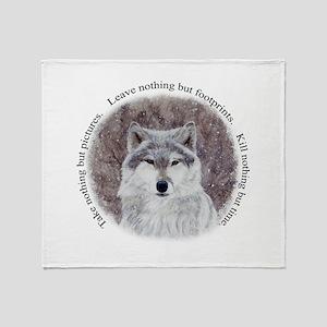 Timeless Wisdom Throw Blanket