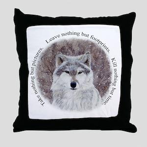 Timeless Wisdom Throw Pillow