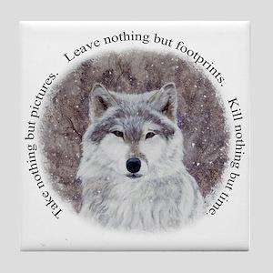 Timeless Wisdom Tile Coaster