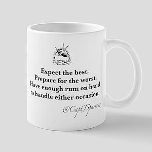 Expect the Best Mug