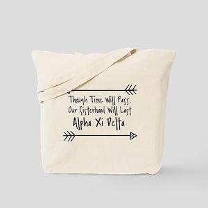 Alpha Xi Delta Sorority Time Will Pass Sisterhood