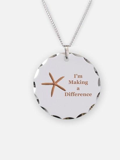 Starfishtale Necklace