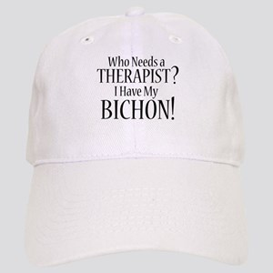 THERAPIST Bichon Cap