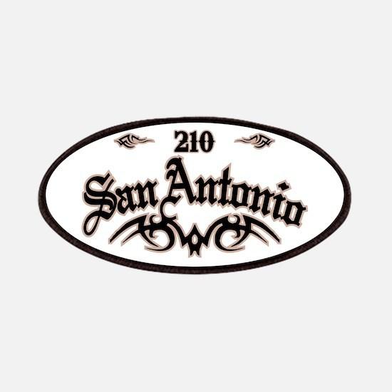 San Antonio 210 Patches