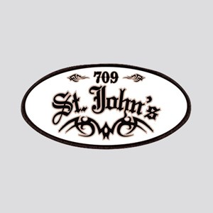 St. Johns 709 Patches