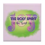 ACIM Keepsake Tile Coaster - Spirit of JOY