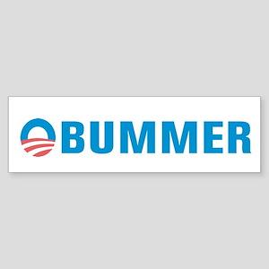 Anti Obama Sticker (Bumper)