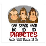 Diabetes Posters