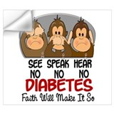 Diabetes Wall Decals