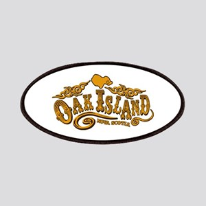 Oak Island Saloon Patches