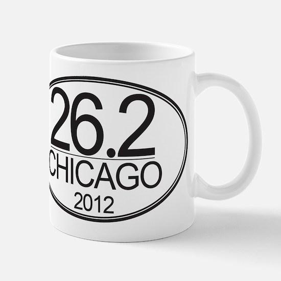 26.2 CHG Marathon Mug